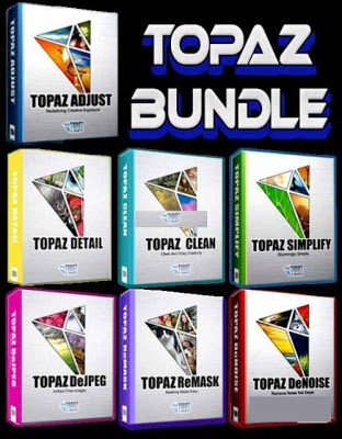 Topaz Photoshop Plugins Bundle 12.04.2013 (32-64 bit) Update 12.04.2013 Free Download