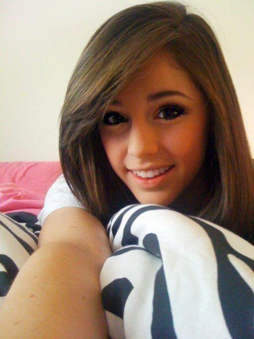 Pretty hair and eyes  Tumblr GirlsShort. 249 best Tumblr images on Pinterest   Pretty girl swag  Pretty