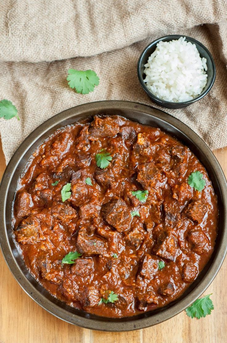 Beef Masala Love it!