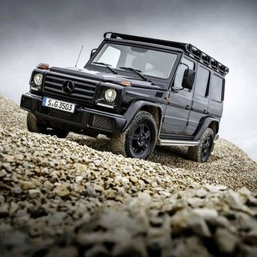 【未能食素】Mercedes-Benz G 350 d Professional再豪DD - Menclub
