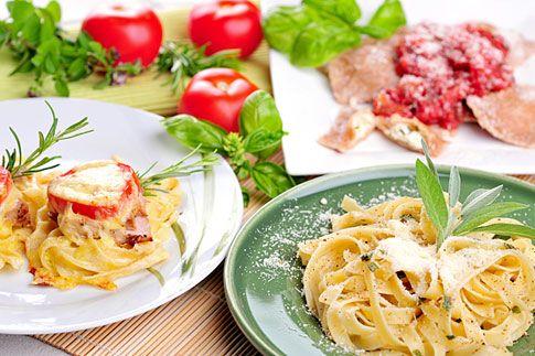 3x letní těstoviny: Jednoduché a vonící po bylinkách!
