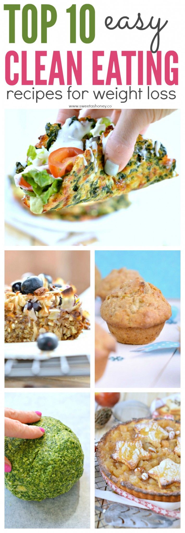 This is the top 10 clean eating recipes 2016 on Sweetashoney. The one you keep making and loving! I had a wonderful year blogging and sharing my recipes with you guys ! I hope I see you again on the blog in 2017. My recipe philosophy in 2017 will be the same. Simple, delicious and...Read More »