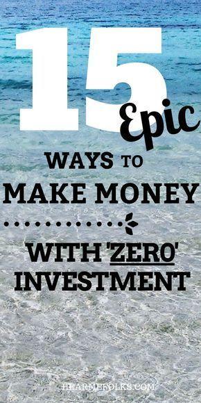 15 epische Möglichkeiten, Geld online zu verdienen, ohne etwas zu bezahlen – DIY-Projekte einfach zu verkaufen