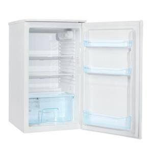 Réfrigérateur Table Top Tout Utile - Froid Statique - Pose Libre - Volume Utile 115 l - Classe A + - 2 Clayettes en verre - Dégivrage Automatique - Coloris Blanc