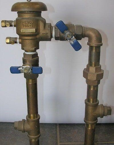 Home Lawn Water Sprinkler Irrigation System Problems