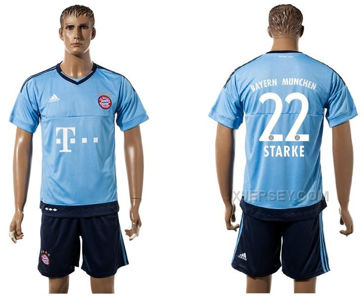 starke jersey number 22 away youth fc bayern munich soccer httpxjersey201516 bayern munchen . light