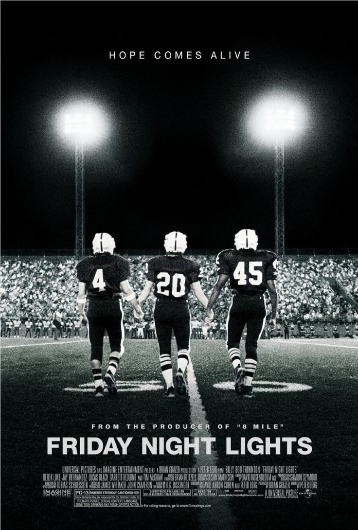 Friday Night LIghts by Buzz Bissinger