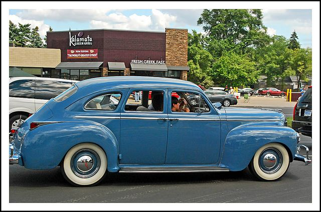 1941 Dodge sedan | Flickr - Photo Sharing!
