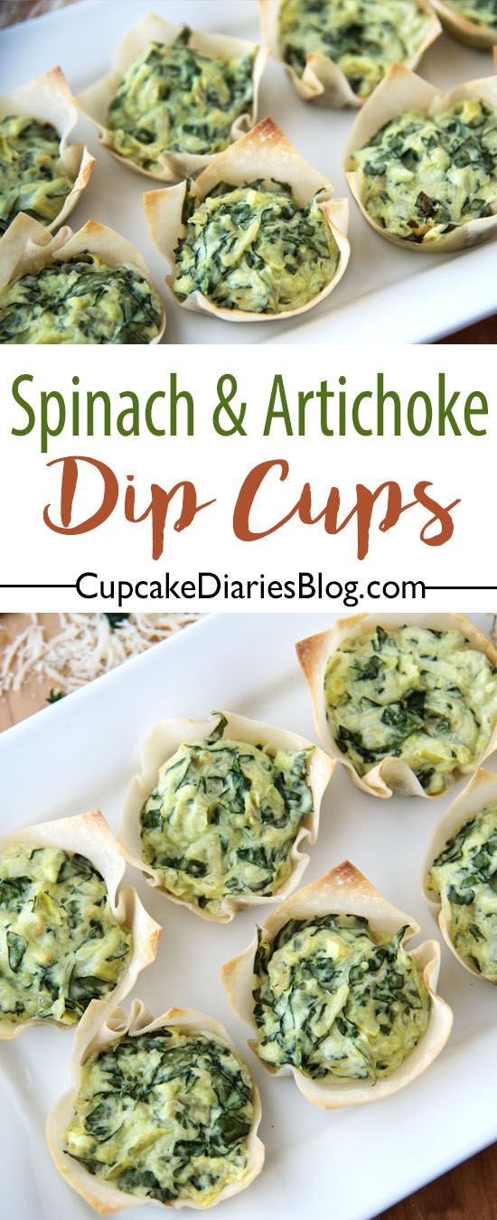 Spinach and Artichoke Dip Cups #ad #MakeHeartburnHistory @walgreens