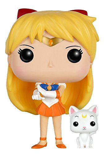 Official Tuxedo Venus Sailor Moon Funko Pop! Figure! More images and shopping links here http://www.moonkitty.net/buy-sailor-moon-funko-pop.php