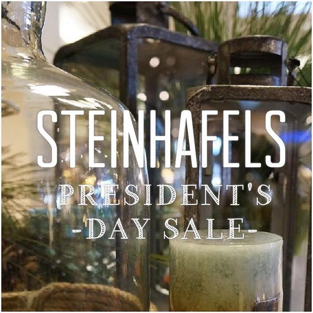 Stop In To A Steinhafels Near You For Incredible Deals During Our Presidentu0027s  Day Sale!