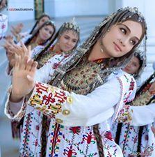 Türkmen kızları