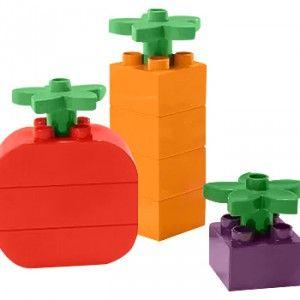 Zainspiruj swoje dziecko i stwórz z nim niesamowite budowle z klockami LEGO® DUPLO®!