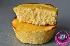 21 kalóriás muffin (light paleo muffin recept) ~ Éhezésmentes Karcsúság Szafival