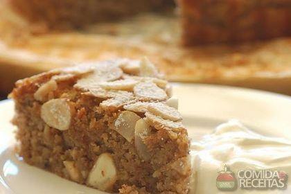 Receita de Bolo integral de banana em receitas de bolos, veja essa e outras receitas aqui!