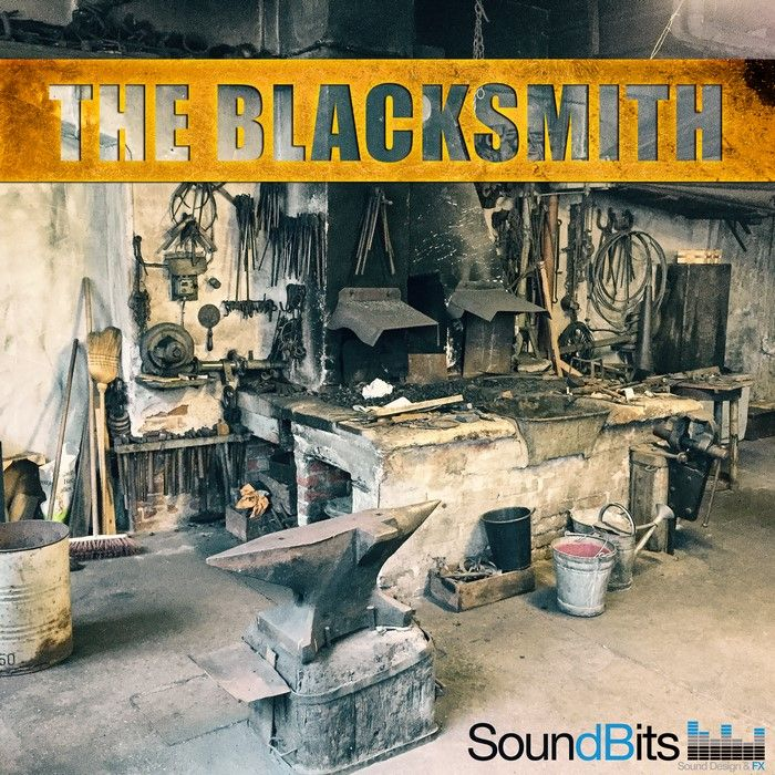 The Blacksmith Sound Effects library: http://www.asoundeffect.com/sound-library/the-blacksmith/
