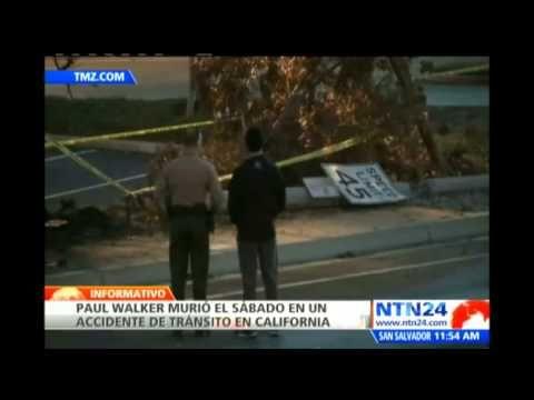 Canción de Paul walker en español - YouTube