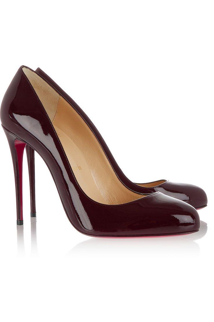 christian louboutin semi pointed-toe Dorissima pumps | The Little ...