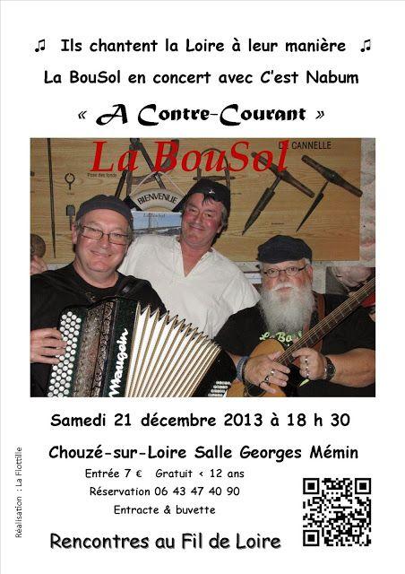 Rencontres au Fil de Loire décembre 2013 Spectacle .... magique ! Que du bonheur !