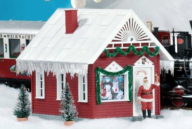Christmas Grotto Decorations Uk