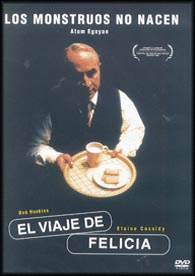 El viaje de Felicia (1999) Canadá. Dir: Atom Egoyan. Drama. Suspense - DVD CINE 840