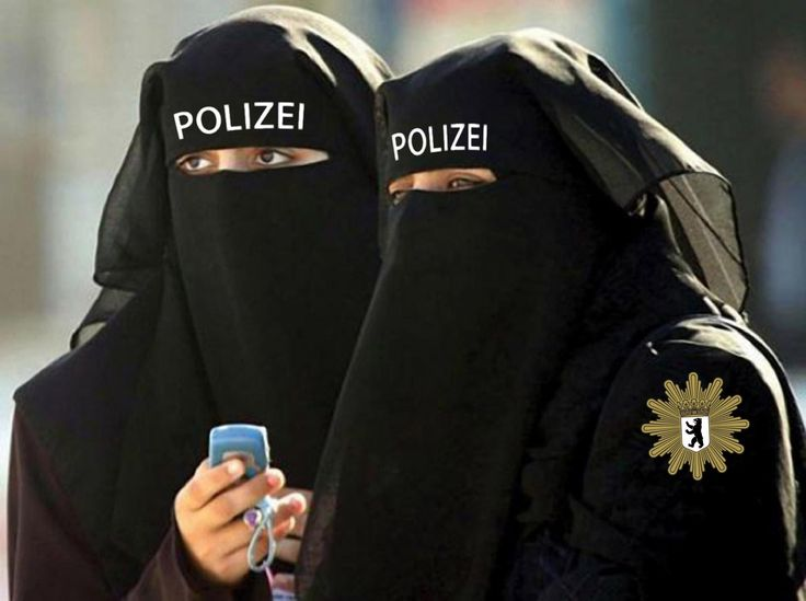 WARNING : UK Police May Allow FULL BODY BURKA Uniforms To Female Officers !