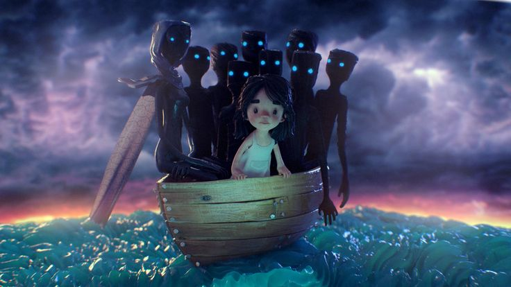 Unicef | Malak and the Boat