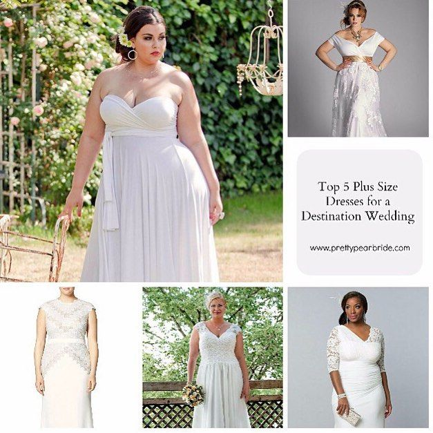 """IGIGI's Eugenia Wedding Gown is a """"Top Pick for Destination Weddings"""" according to Pretty Pear Bride (@prettypearbride)!   Check out the article here: http://prettypearbride.com/top-5-plus-size-wedding-dresses-for-a-destination-wedding/  Visit IGIGI.com to purchase Eugenia Wedding Gown.  What is your favorite IGIGI wedding gown?   #wedding #plussize #bride #plussizewedding #igigipress #plussizebrides #plussizeweddings #prettypearbrides #curvybrides #bridal #weddinggowns #plussizeweddingdress…"""