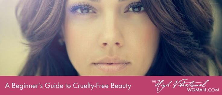 A Beginner's Guide to Cruelty-Free Beauty
