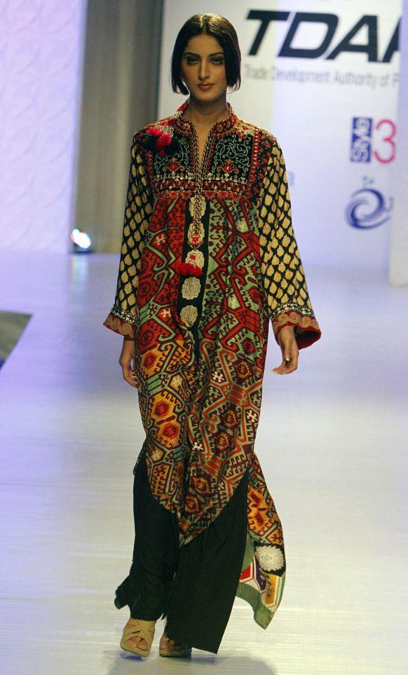 pakistani fashion 2013