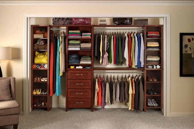 Breathtaking Master Bedroom Closet Design