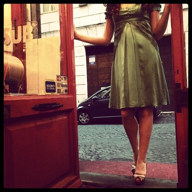 #dress#patriziapepe, #shoes#missoni