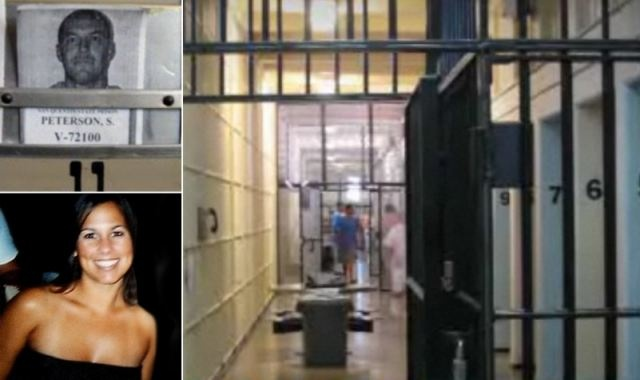 Scott Peterson on death row: New pictures reveal murderer's life in San Quentin as he faces execution for killing his wife