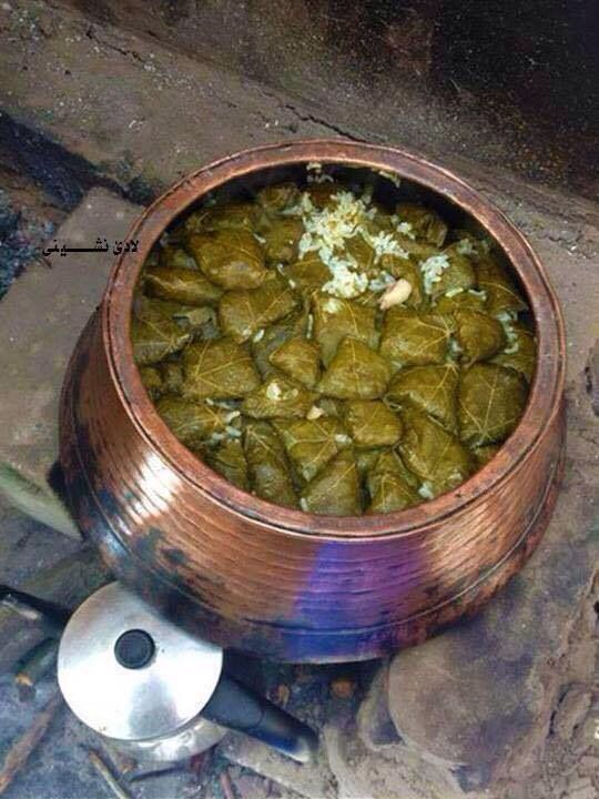 Yaprax.. Kurdish food@@@@