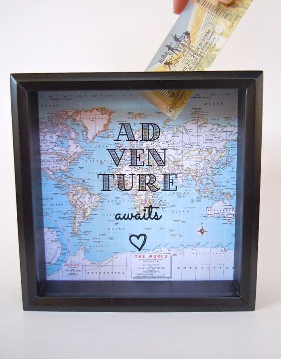 Ticket Holder Map with Text Background Drop by HipLittleSquares
