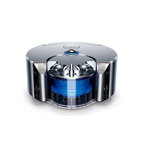 Dyson 360 Eye (Nickel/Blue) - Saugroboter für den gehobenen Anspruch