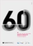 Cartel de la 60 Edición del Festival Internacional de Cine de San Sebastián / Zinemaldia 2012