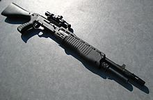 Franchi SPAS-12 - WikipediaLoading that magazine is a pain! Get your Magazine speedloader today! http://www.amazon.com/shops/raeind