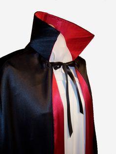 Cómo hacer una capa de drácula disfraces caseros, disfraces fáciles | Todo…