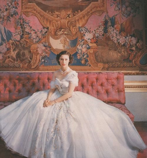 Photo of Princess Margaret by Cecil Beaton, 1951 - from the cocktail book 'Vogue Women' by Georgina Howell.