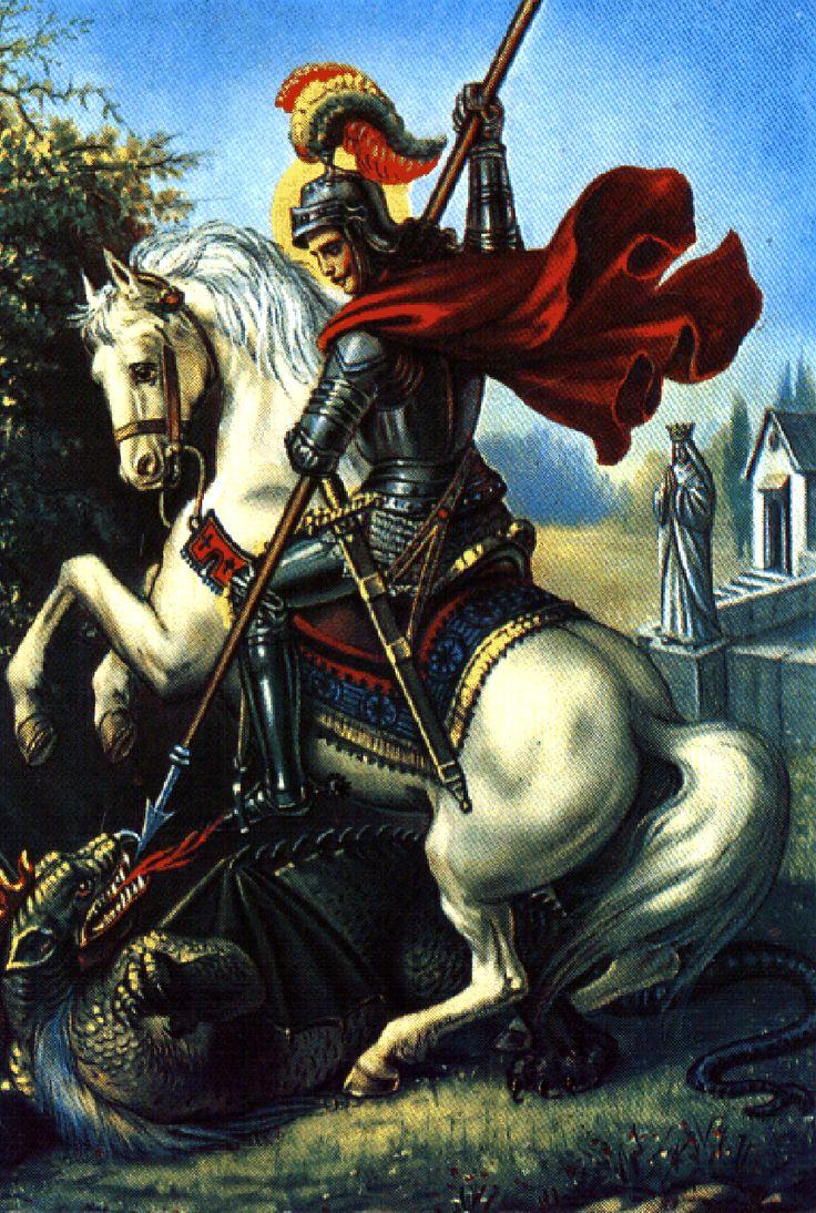 Caput Mundi: St. George The Dragon Slayer