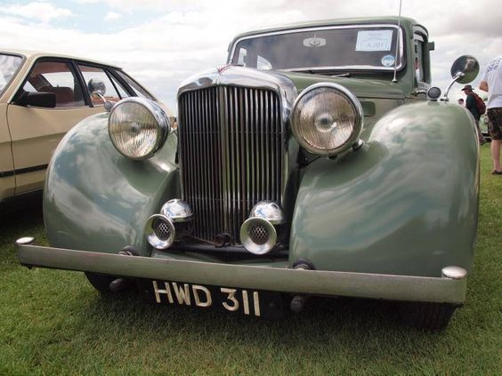 1949 Alvis Saloon Car
