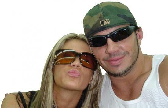 Ashley Massaro with her ex boyfriend former wwe superstar Matt Hardy