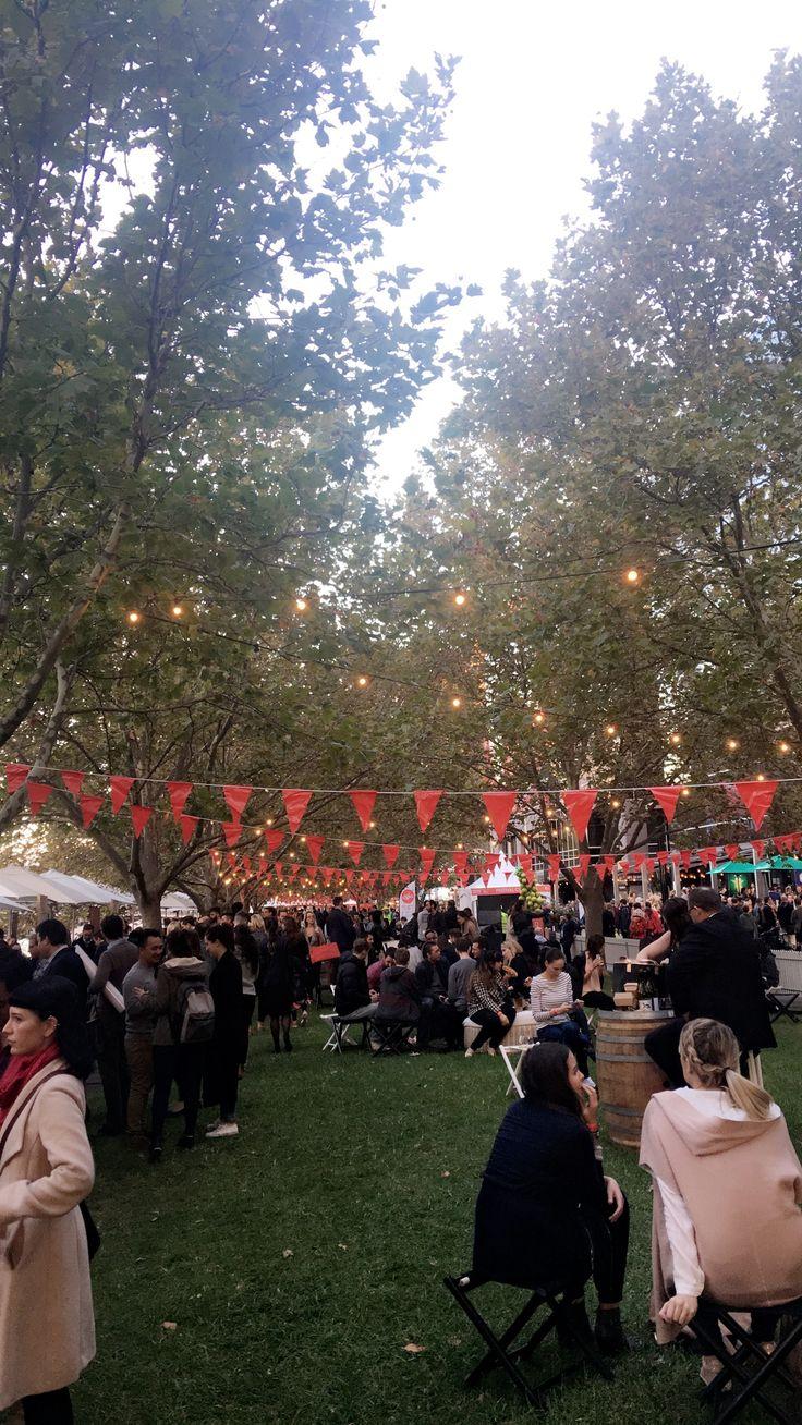 MFWF - food & wine festival Melbourne.  Instagram @gypsyrose.xo