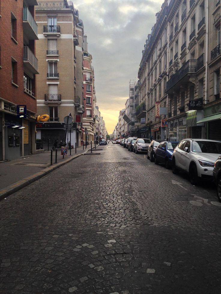 Batignolles, Paris, França, Gabriel Rocha