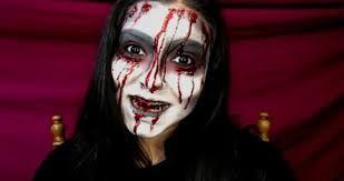 Bildergebnis für schminken halloween