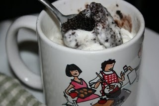 Brownie in a Mug Crock-pot receipe -- I am definitely trying this one!
