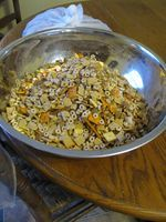 Charm of the Carolines: Spicy Party Mix