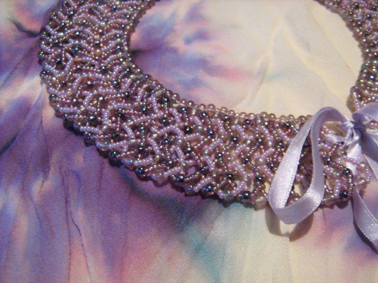 Collar Pink Mix 003, detail 2.