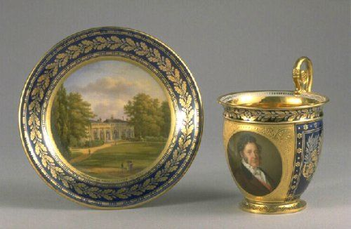 80 best images about porcelaine de s vres on pinterest for Jardin xviiie siecle